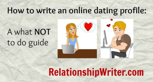 How to write an online dating profile: A what-NOT-to-do guide