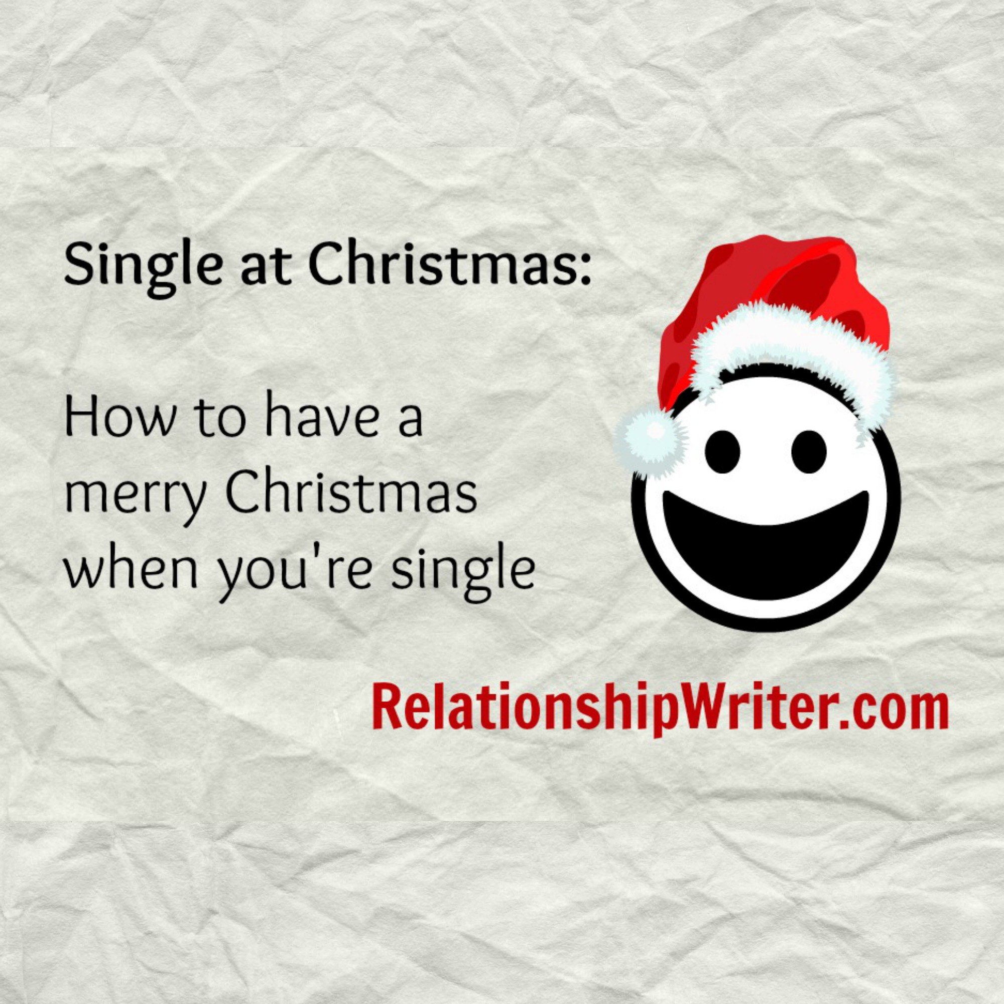 Single at Christmas: How to have a merry Christmas when you're single
