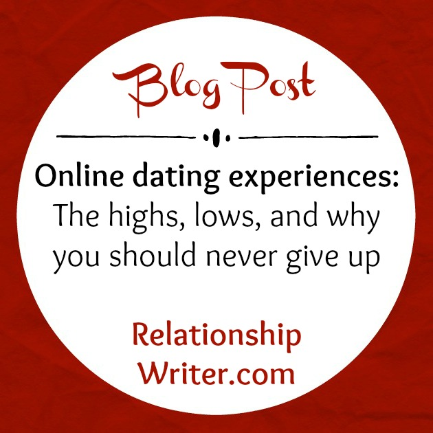 When to give up on internet dating
